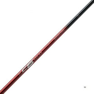 C6 Red driver shaft