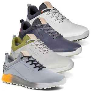 Ecco S-Three Spikeless Golf Shoes